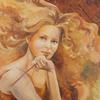 SELF-PORTRAIT. 2008. Canvas, oil. 60х60 cm